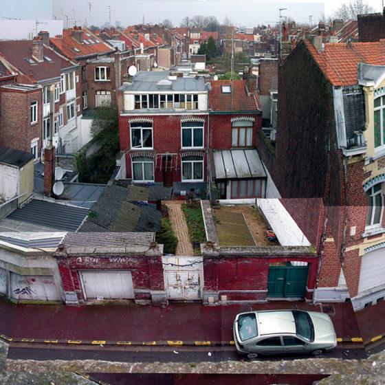 Rue Kuhlmann: La Malterie, Lille, 2004