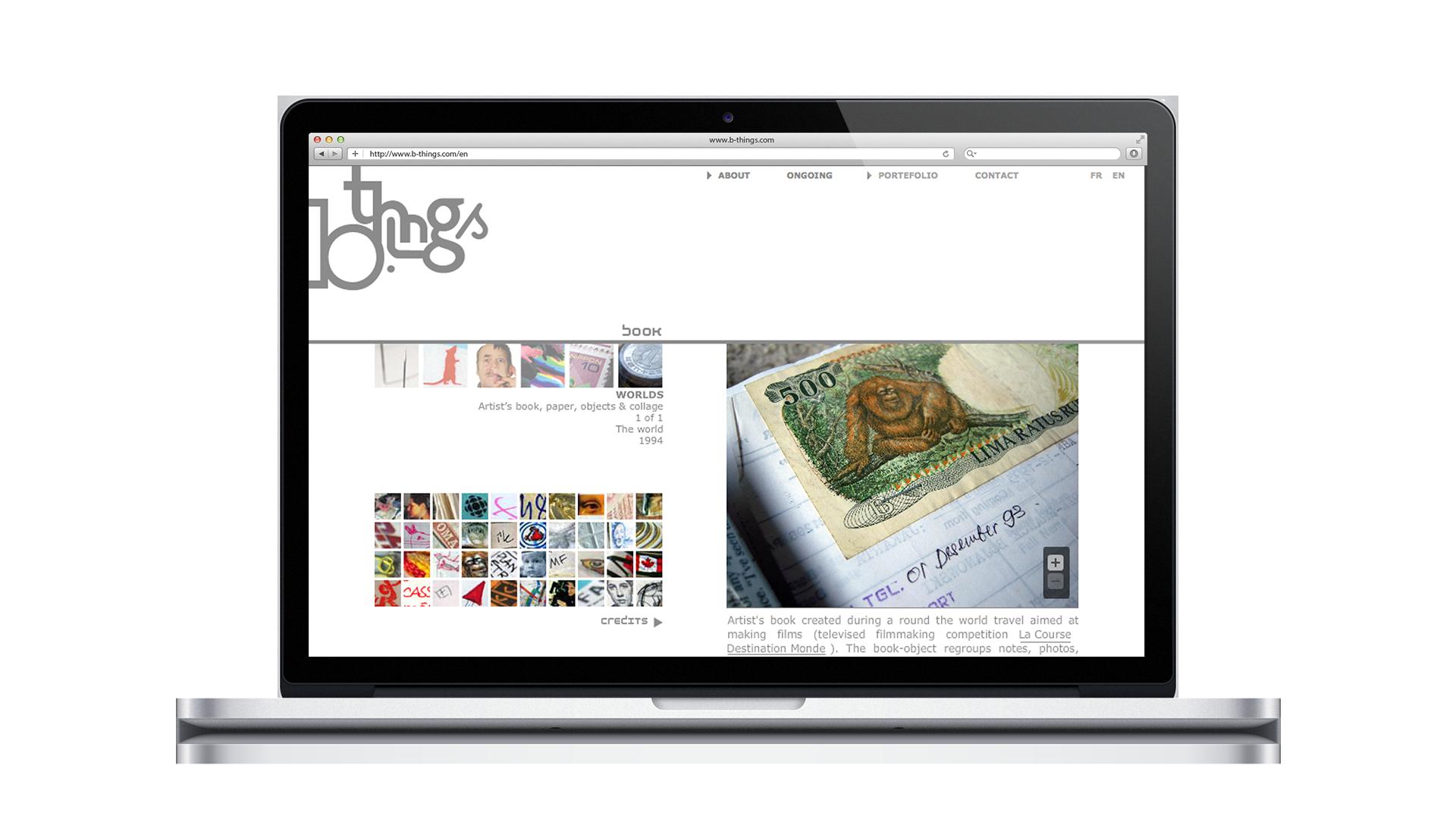 bTh!ngs website